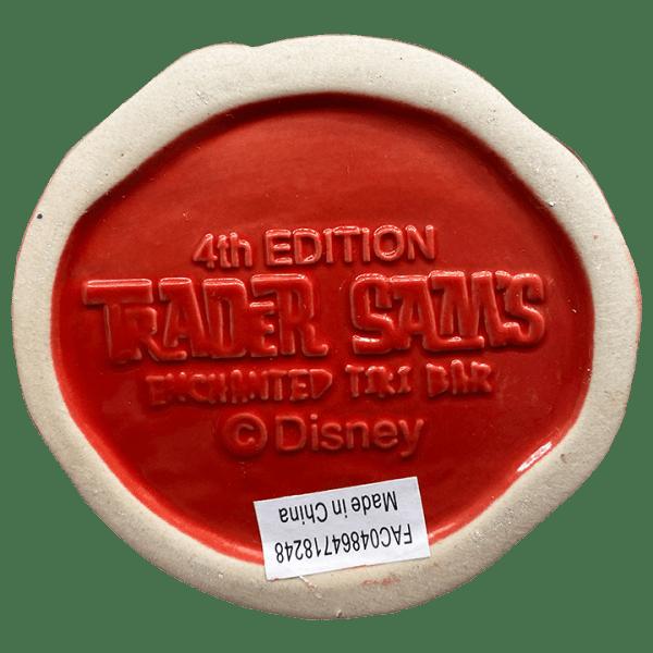 Bottom of Krakatoa - Trader Sam's Enchanted Tiki Bar - 4th Edition
