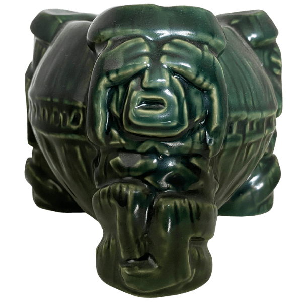 Front of Uh-oa! Bowl - Trader Sam's Grog Grotto - 3rd Edition