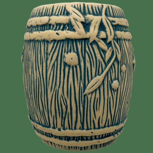 Back of Rum Barrel - Trader Sam's Enchanted Tiki Bar - 4th Edition