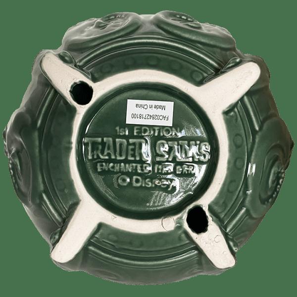 Bottom of Kraken Bowl - Trader Sam's Enchanted Tiki Bar - 1st Edition