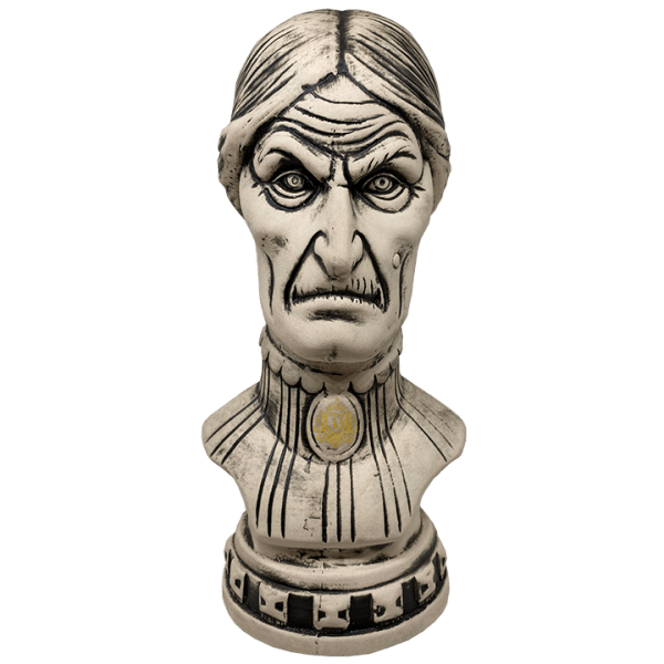 Front of Female Haunted Mansion Bust - Club 33 - 1st Edition