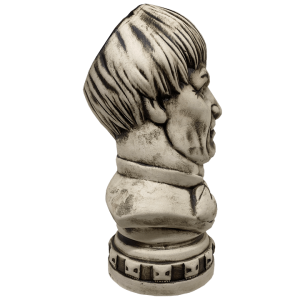 Side of Male Haunted Mansion Bust - Club 33