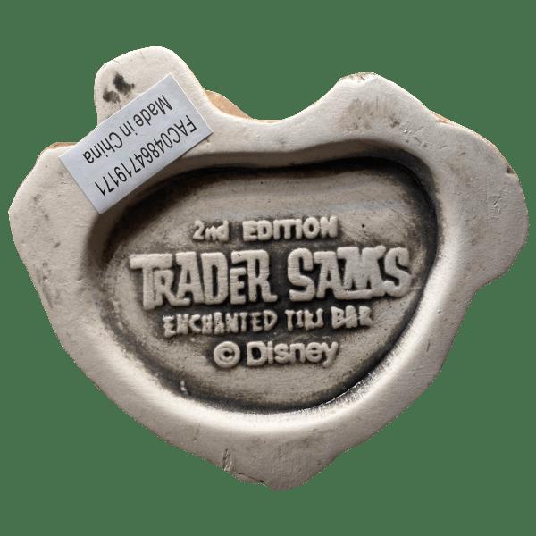 Bottom of Hatbox Ghost - Trader Sam's Enchanted Tiki Bar - 2nd Edition