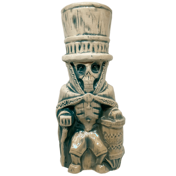 Front of Hatbox Ghost - Trader Sam's Grog Grotto - 2nd Edition