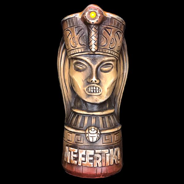 Front - Nefertiki - House of Tabu - Scorched Sands Edition
