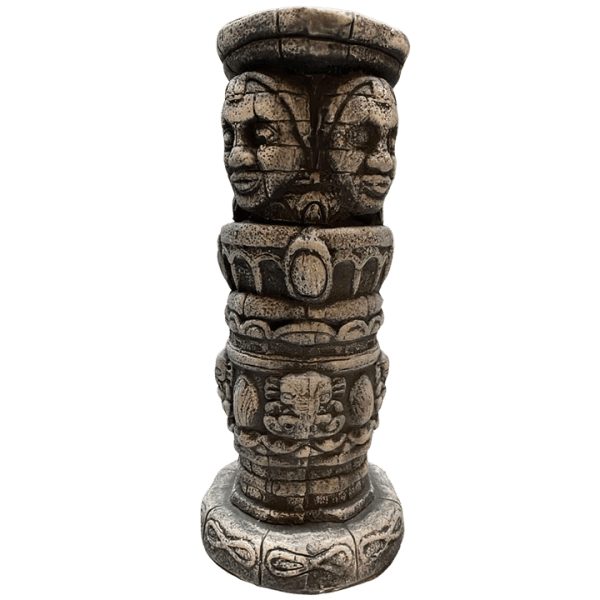 Side - Tribal Tumbler - Oakwash - Stone Edition