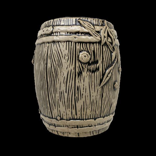 Back - 1st Edition Barrel