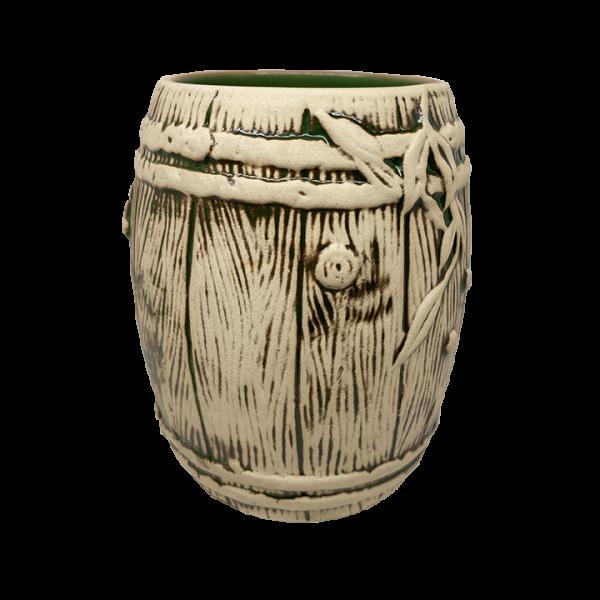 Back - 3rd Ed Trader Sam's Barrel