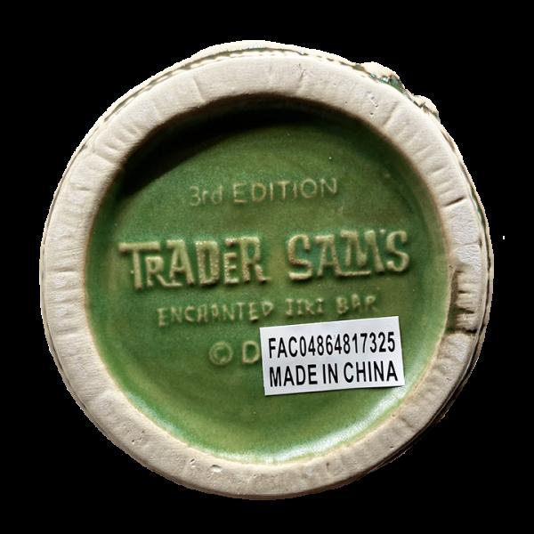 Bottom - 3rd Ed Trader Sam's Barrel