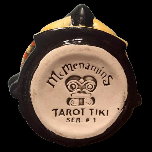Bottom - The Seer Tarot Series 1 - McMenamins - 1st Edition