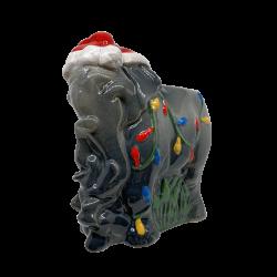 Front - 1st Ed ETB Holiday Elephant