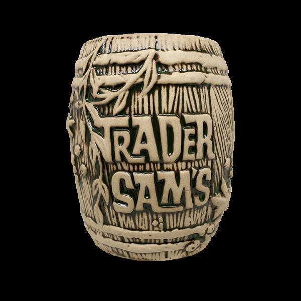 Front - 3rd Ed Trader Sam's Barrel