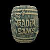 Front - 4th Ed Trader Sam's Rum Barrel