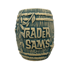 Front - 4th Ed Trader Sam's Rum Barrel