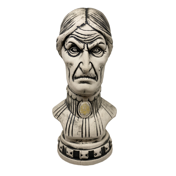 Front - Female Haunted Mansion Bust