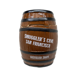Front - Rum Barrel - Smuggler's Cove - 1st Edition