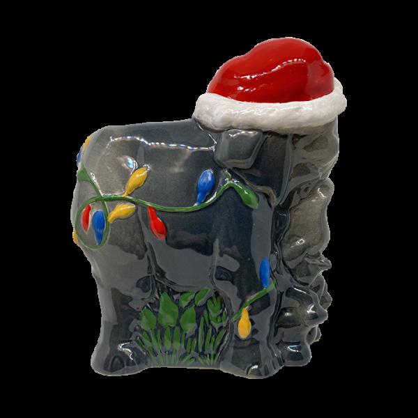 Side - 1st Ed ETB Holiday Elephant