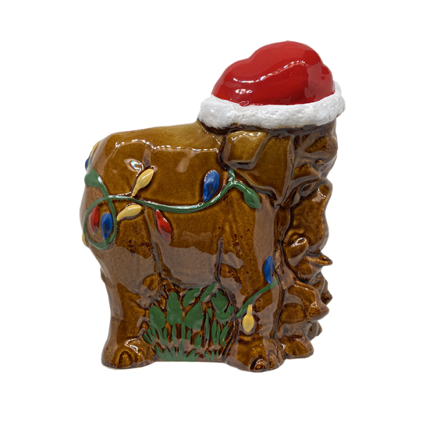 Side - 1st Ed GG Holiday Elephant