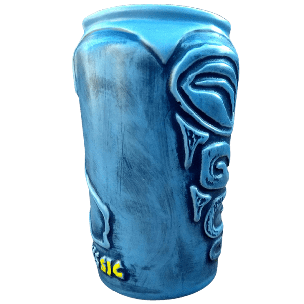 Side - SJC Signature Mug - Trader Vic's - Open Edition