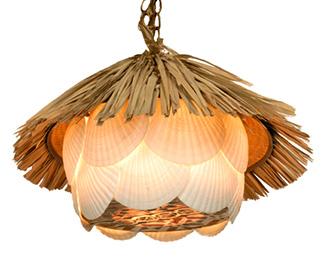 tiki-bar-lights-sea-shell-shade