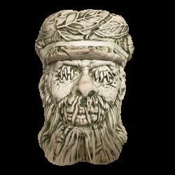 Front - Captain's Shrunken Head - Undertow - 1st Edition