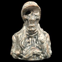 Front - Dead Man's Isle Captain Mug - Munktiki - Seaweed Slime Edition