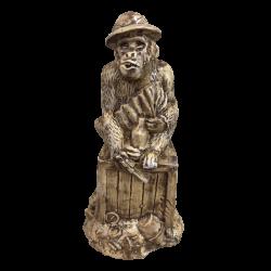 Front - Safari Camp Raider - Lost Temple Traders - 1st Edition