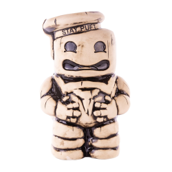 Front - Stay Puft Marshmellow Man - Mondo - Bone Edition