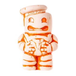 Front - Stay Puft Marshmellow Man - Mondo - Crossing the Steams Edition