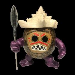 Kakamora - TikiRob - Seashell Edition