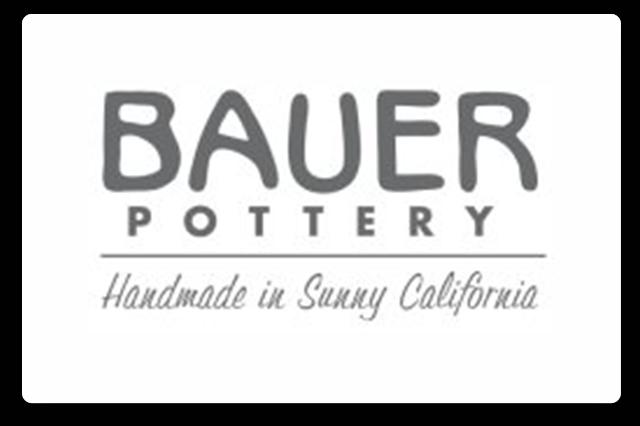 Artist Logo - Bauer Pottery