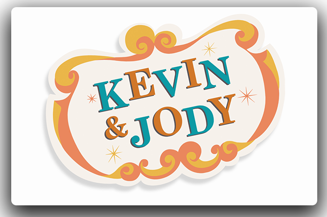 Artist Logo - Kevin and Jody