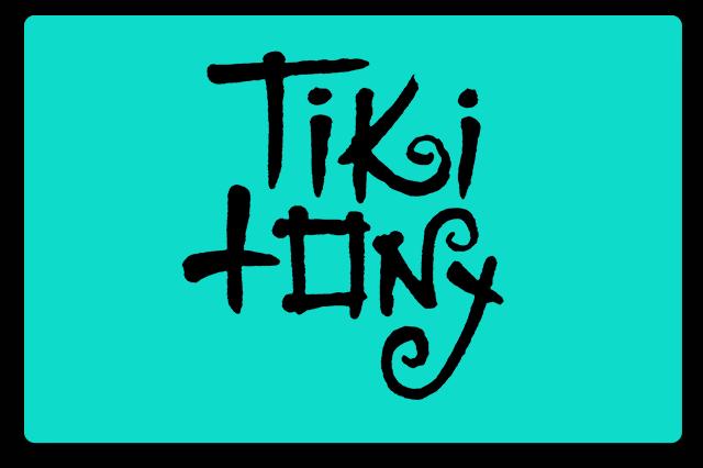 Artist Logo - Tiki tOny