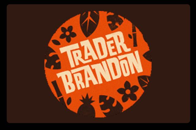 Artist Logo - Trader Brandon