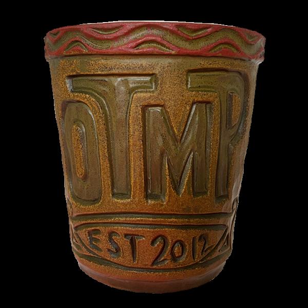 Back - Tiki Drum - Original Tiki Market Place - Limited Edition