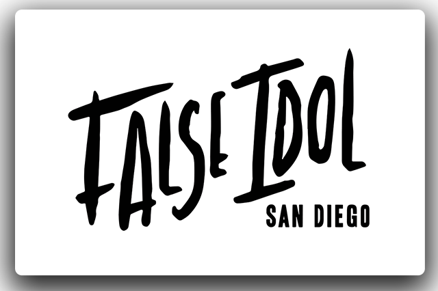 Bar Logo - False Idol