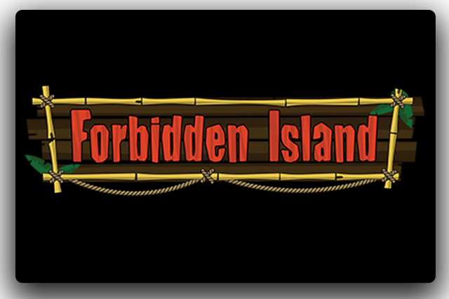 Bar Logo - Forbidden Island
