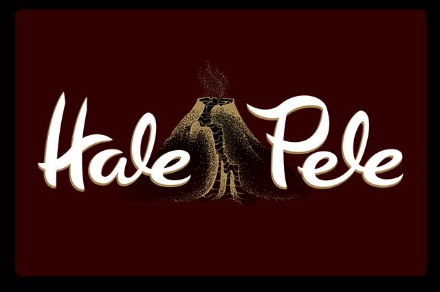Bar Logo - Hale Pele