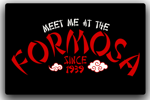 Bar Logo - The Formosa