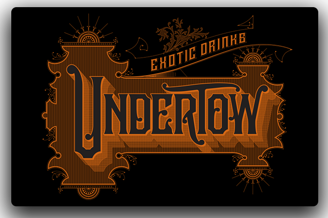 Bar Logo - Undertow