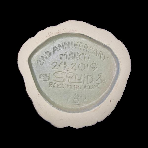Bottom - 2nd Anniversary Mug - Tiki Underground - Limited Edition