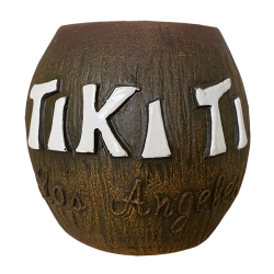 Front - Coconut - Tiki Ti - Open Edition