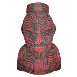 Front - Kaitaki - Jungle Modern Ceramics - Red Edition