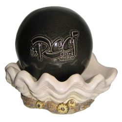 Front - Pearl Mug - The Reef - Black Edition