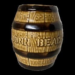 Front - Rum Keg Barrel - Don the Beachcomber - Honey Brown Open Edition