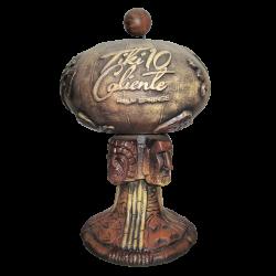Front - Tiki Caliente 10 Mug (Witco Globe) - Tiki Caliente - Limited Edition