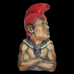 Front - Tiki Caliente 2019 Mug (King Kamehameha) - Tiki Caliente - Limited Edition