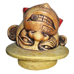Front - Tiki Caliente 6 Mug (Monkey) - Tiki Caliente - Limited Edition