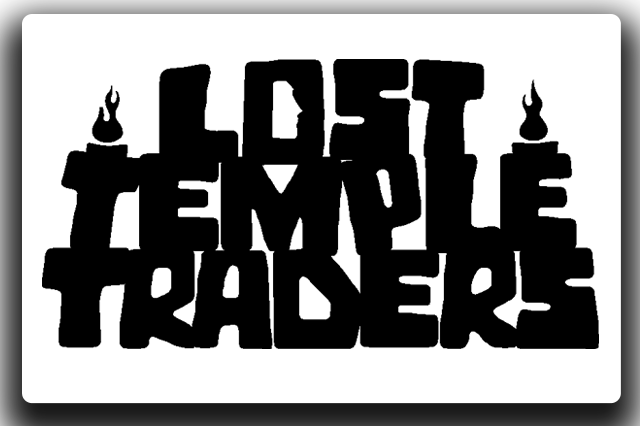 Lost Temple Traders Logo
