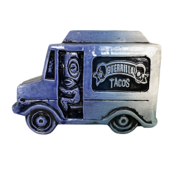 Side C - Food Truck - Guerrilla Tacos - 1st Edition